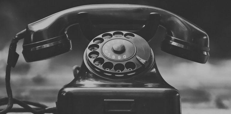geschiedenis telefoon